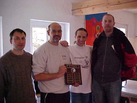 Trophy at Grenadier 2004
